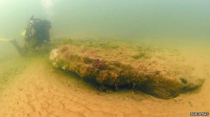 Dogger land Submerged Forest