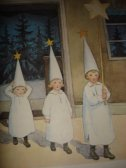 Carl Larsson Style Lucia Pictures