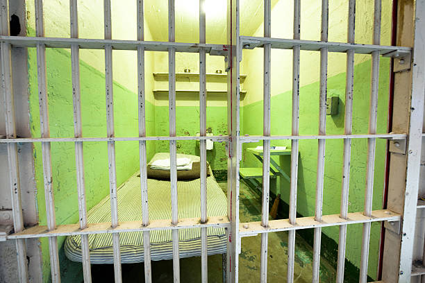 Bad Prison Cell Alcatraz