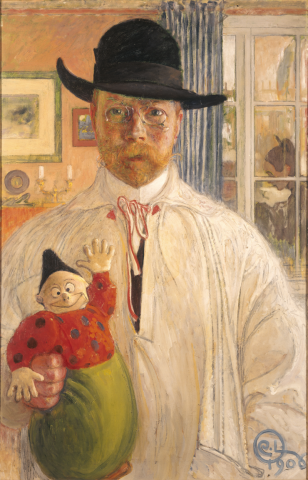 Carl_Larsson_-_Self_Portrait