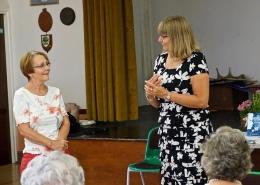Annika Perry & Ann Chapman